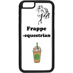 Frappequestrian Phone Case