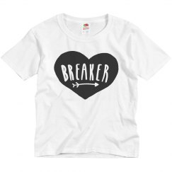 Little Heartbreaker Youth Tee