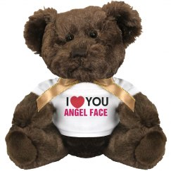 I love you Angel Face!