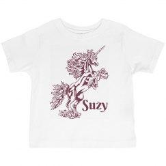 Suzy's Unicorn Tee