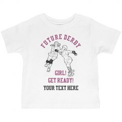 Future Roller Derby Girl