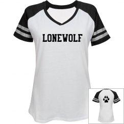 Lonewolf tee