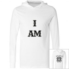I AM Men Hooded Tee