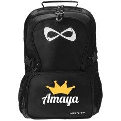 Crown Custom Name Bag