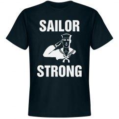 Sailor strong shirt
