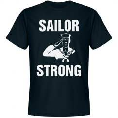 Sailor strong shirt