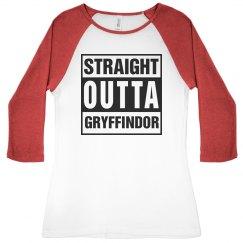 Straight Outta Gryffindor