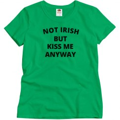 Not Irish