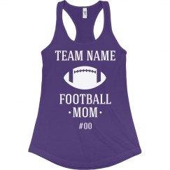 Custom Football Mom Gear