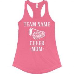 Custom Cheer Team Mom Gear
