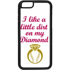 Baseball Softball Phone Case
