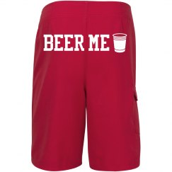 Beer Me Bro Shorts