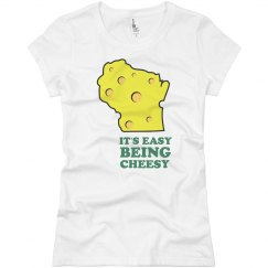 Easy Being Cheesy