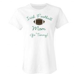 Irish Football Mom