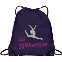 Gymnastics Cinch Bag