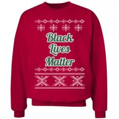 Booze & Bows Black Lives Matter - Green/White