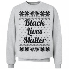 Booze & Bows Black Lives Matter - Black Detail