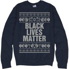 Dreidel & Booze Hanukkah Black Lives Matter - Silver