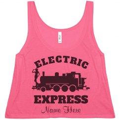 Glow Run Express Girl 3