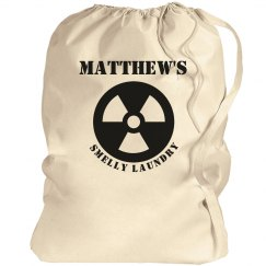 Matthew's smelly laundry