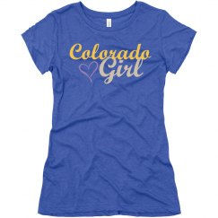 Custom Colorado Girl