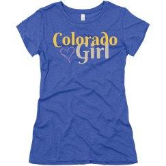 Custom Colorado Girl