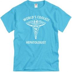Coolest Hepatologist