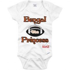 Personalize Bengal onesie
