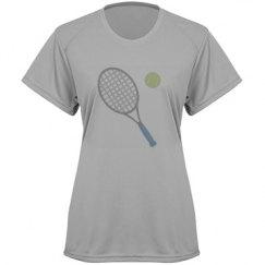 Ball And Racket Tee