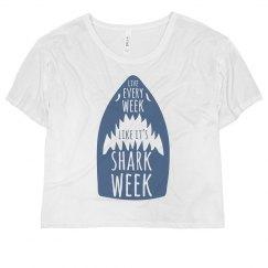My Life Is Shark Week