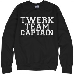 Twerk Team Captain