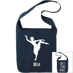Mia. Ballet bag