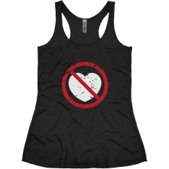 Anti Valentine Tank Top