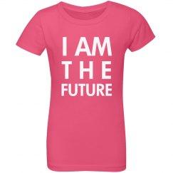 I Am the Future Youth Tee
