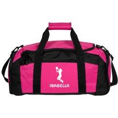 Isabella basketball bag