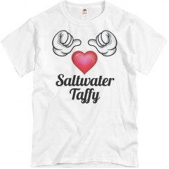 I love saltwater taffy