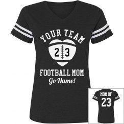 Custom Football Mother