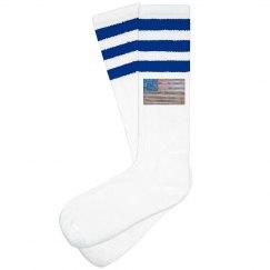 Sockn' it to ya, USA