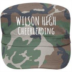 High School Cheerleader