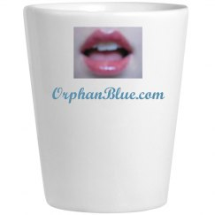 OrphanBlue Shot Glass