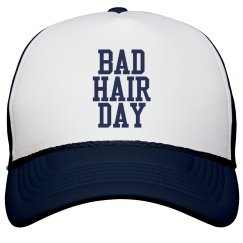 BAD HAIR DAY NAVY