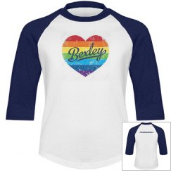 Bexley Love Youth Raglan