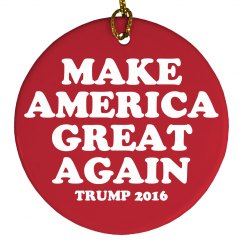 America Great Again Xmas