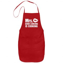 Mrs. Good Looking Apron