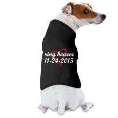 Ring Bearer Dog Hood