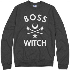 Moon And Star Boss Witch