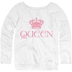 Queen Sweatshirt