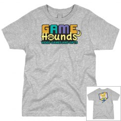 Game Hounds Youth Tee