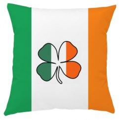 Irish Flag Cushion Cover