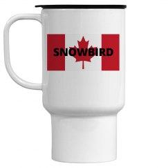 snowbird travel mug